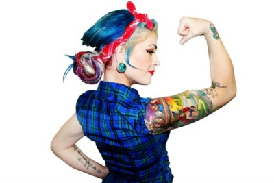 Oergezond tattoo-inkt